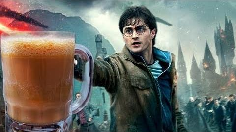 How to Make Butterbeer Butter Beer Recipe for Harry Potter and the Deathly Hallows Part 2