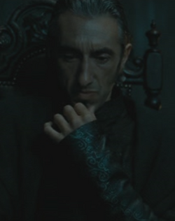 Unidentified male Death Eater at Malfoy Manor