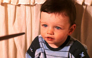 Harry godric's hollow baby the boy who lived