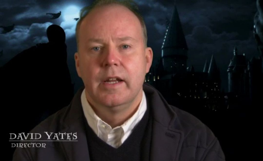 david yates harry potter