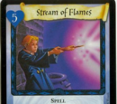 Stream of Flames (Trading Card)