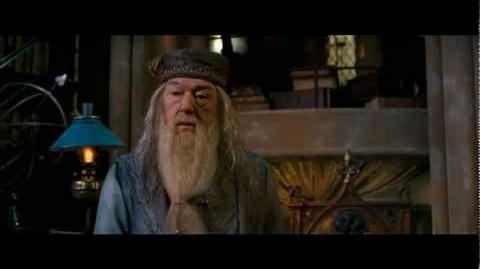 Harry Potter and the Order of the Phoenix - Albus Dumbledore's big escape (HD)
