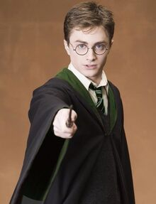 Harry Potter (Slytherin)