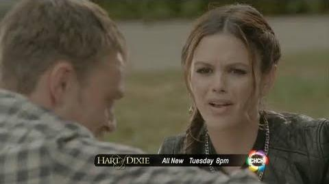 "Hart of Dixie 2x09 CHCH Promo ""Sparks Fly"""