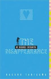 Disappearance(english) book cover