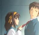 La Melancolía de Haruhi Suzumiya I