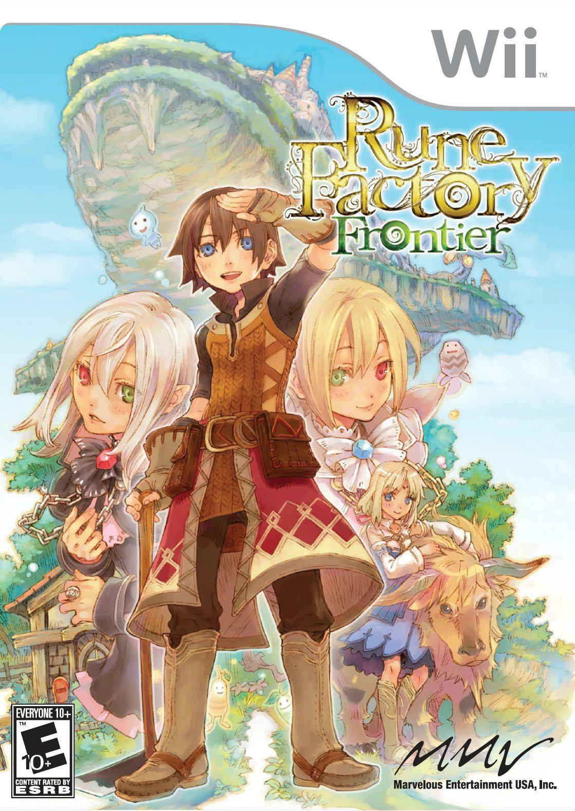 Rune Factory Frontier Rune Factory Wiki Fandom Powered By Wikia