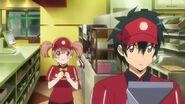 Maou and Sasaki 2