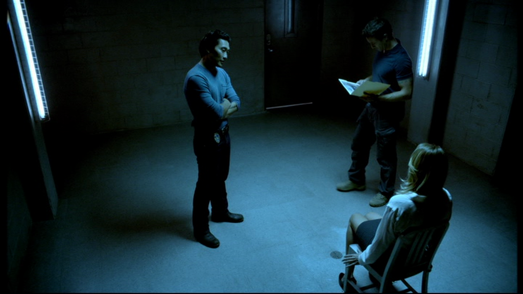 Interrogation Room Hawaii Five O Wiki Fandom Powered