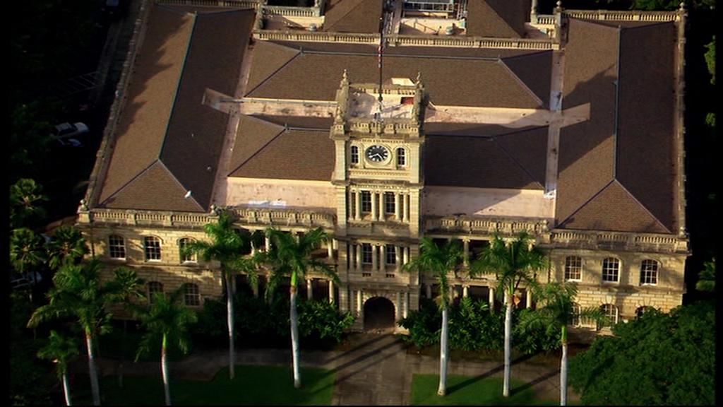 Hawaii Five O Hauptquartier