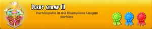 Derby Champ III