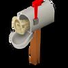 Newspaper Mailbox
