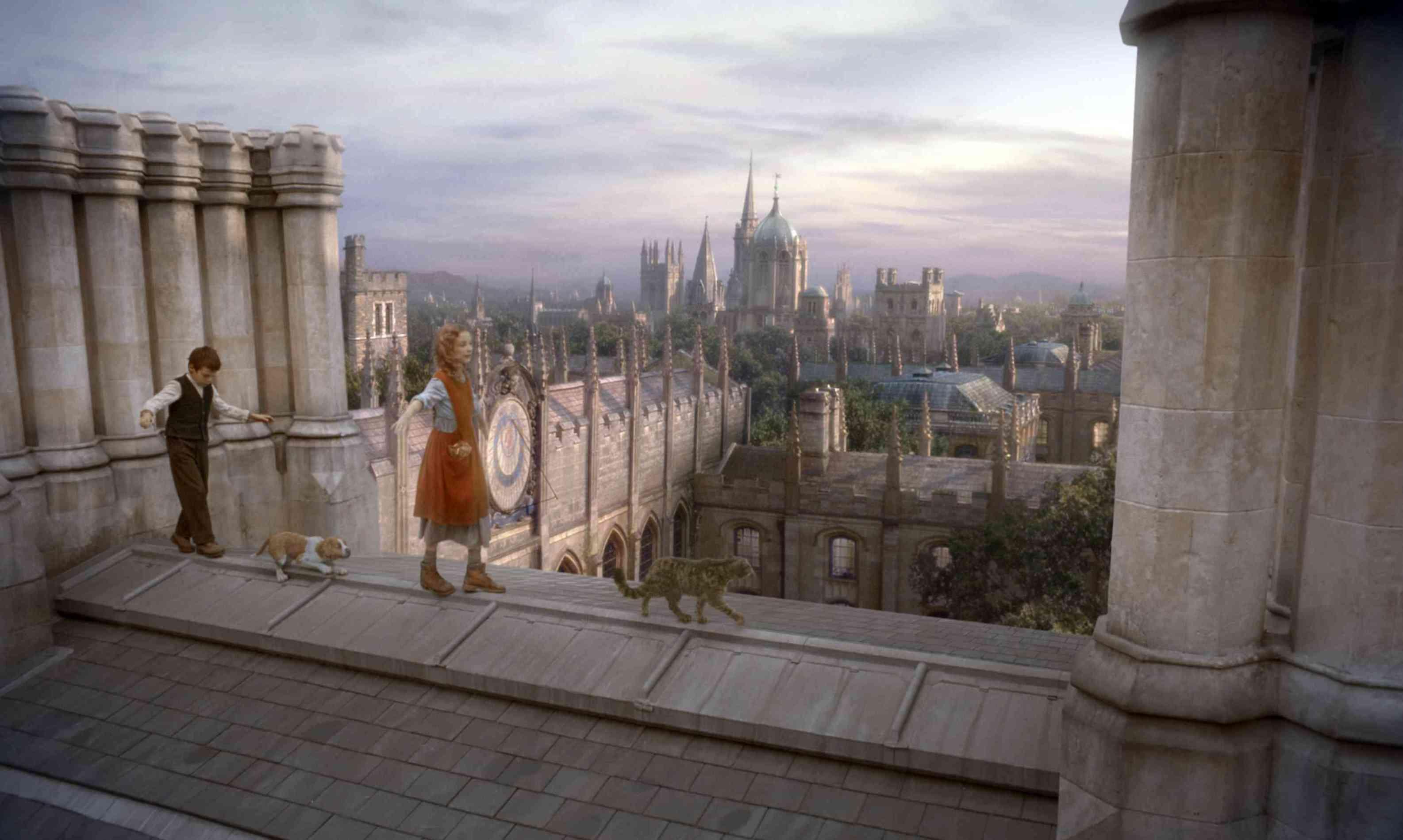 The Golden Compass Movie Lyra
