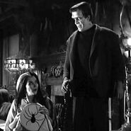 Herman and Lily Munster 001