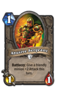 AbusiveSergeant