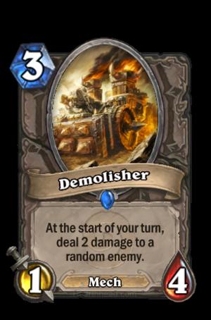 DemolisherMech