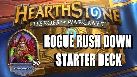 Hearthstone - Rogue Deck Guide