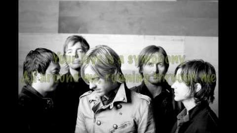 Switchfoot - Your Love Is A Song Lyrics )