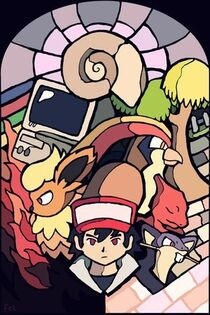 Twitch plays pokemon red s encounters by flynncl-d774421