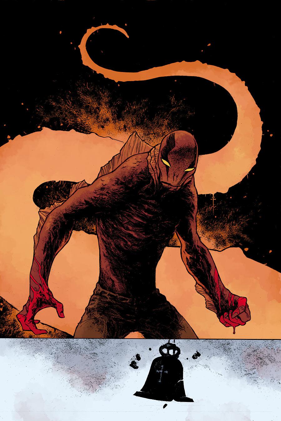 The Healer   Hellboy Wiki   Fandom powered by Wikia