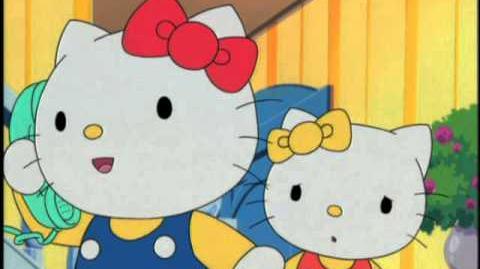 """""""Talking On The Phone"""" Hello Kitty"""
