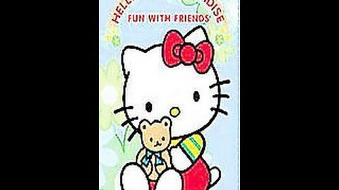 Hello Kitty's Paradise Fun With Friends