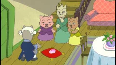 Cinderella (Hello Kitty's Animation Theater Episode)