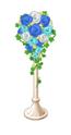 Bluebouquetflowerpot