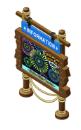 Bluefireworkseventsignboard
