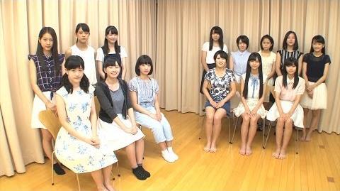 """Hello! Project New Fes! Ⅱ"" Berryz spirits shuffle lottery!!"