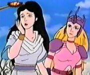 Mara and Teela