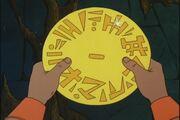A Golden Disk