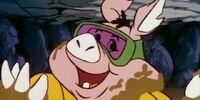 Slime Pig