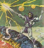 Early Skeletor