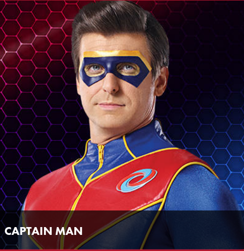 Lacey Bolton >> Ray Manchester (Captain Man) | Henry Danger Wiki | Fandom powered by Wikia
