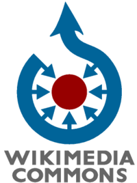Logo de Wikimedia Commons