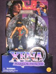 Xena from Cradle of Hope with Pillar of Power front
