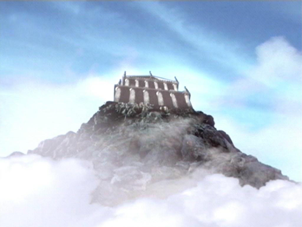 Mt Olympus  Disneys Hercules Wiki  FANDOM powered by Wikia