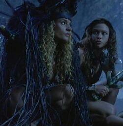 Ephiny and Amarice