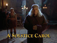 A Solstice Carol TITLE