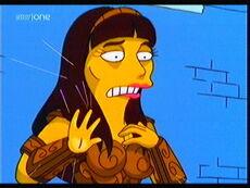 Xena Simpsons
