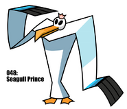 Seagull Prince
