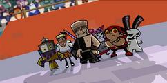First Squad Folk Game