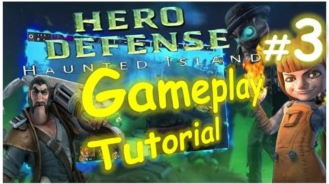 Let's Play Hero Defense - Haunted Island - 003 - endless gold??? - Playthrough Gameplay