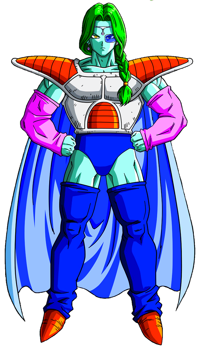 Zarbon (Dragon Ball Se...