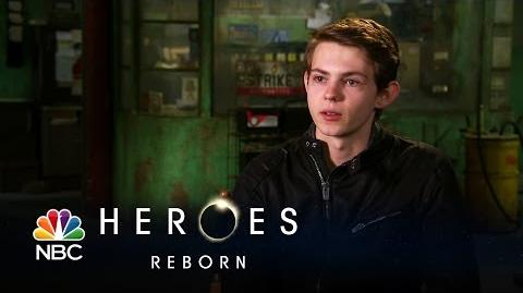 Heroes Reborn - Profile Tommy (Preview)