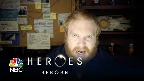 """Heroes Reborn - Dark Matters Chapter Five """"Renautas"""" (Digital Exclusive)"""