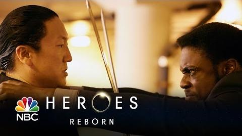 Heroes Reborn - Hiro to the Rescue (Promo)