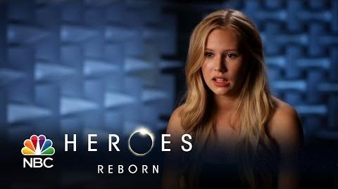 Heroes Reborn - Inside the Eclipse Episode 12 Company Woman