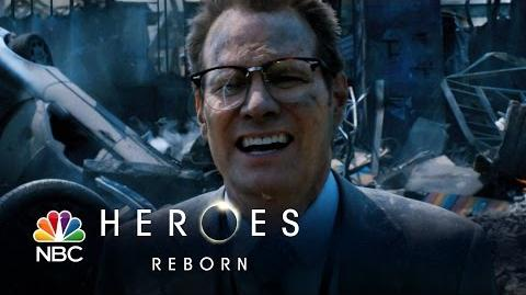 Heroes Reborn - Explosion at the Unity Summit (Episode Highlight)